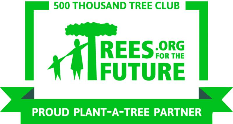 Trees For The Future badge